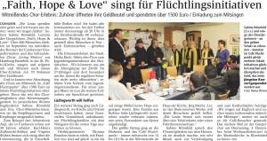 Cuxhavener Nachrichten vom 06.11.15